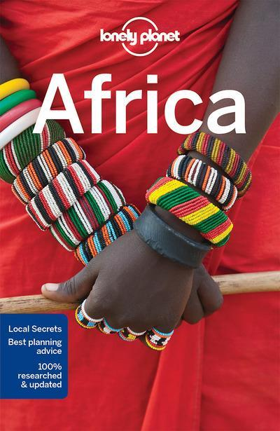 Vente  Africa (14e édition)  - Collectif  - Collectif Lonely Planet