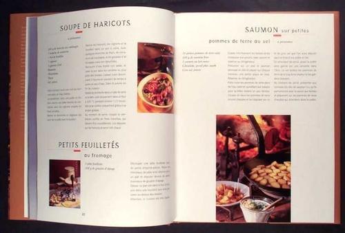 Livre  La cuisine au feu de bois  Jacqueline Queneau