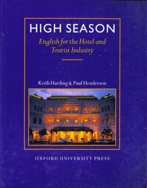 High season: student's book  - Henderson Harding