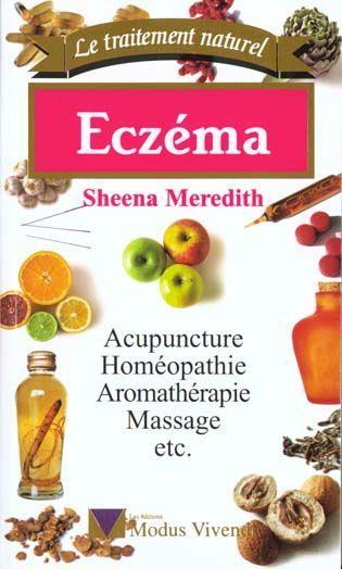livre le traitement naturel de l 39 eczema meredith sheena. Black Bedroom Furniture Sets. Home Design Ideas