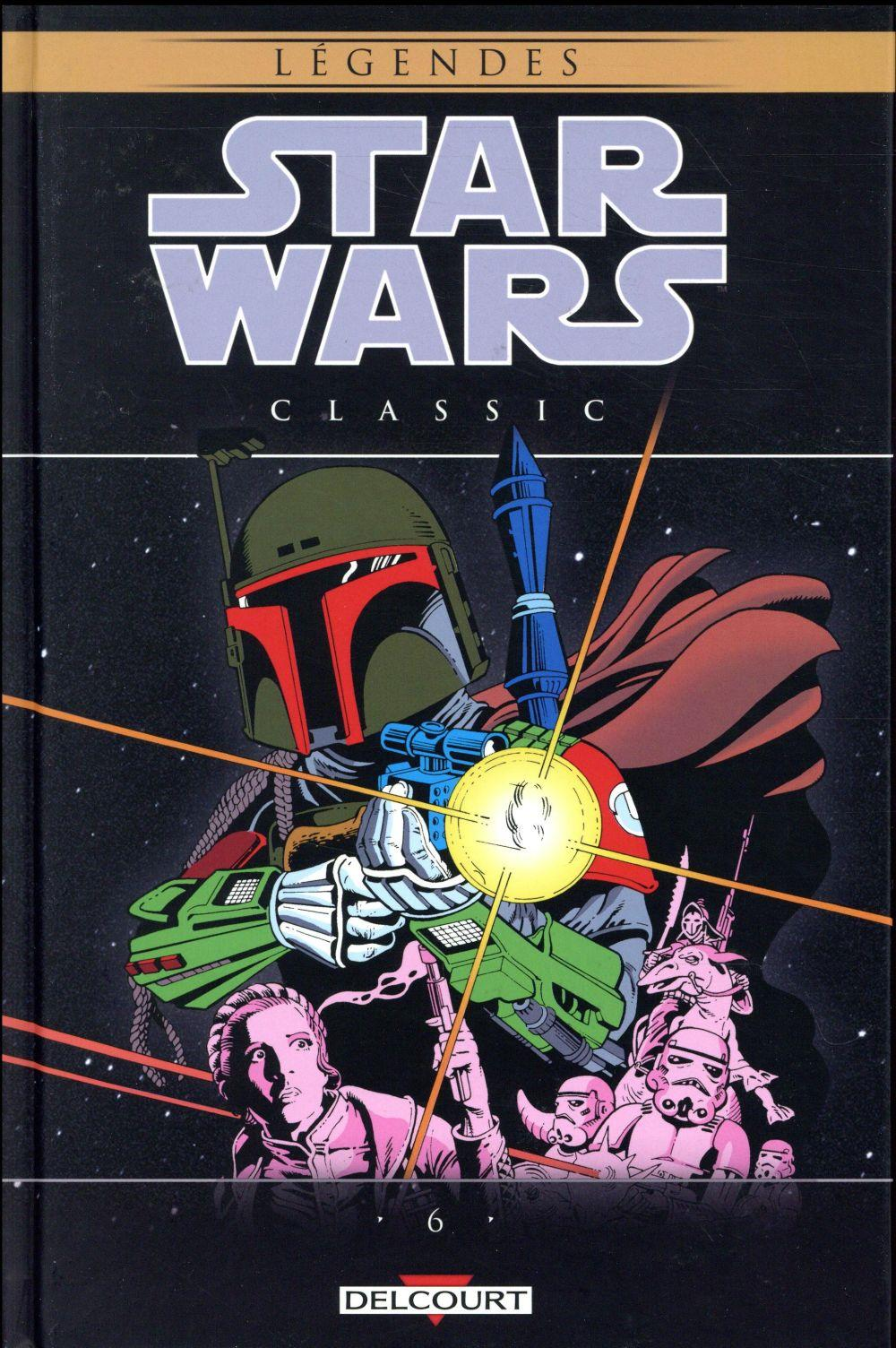 Star Wars - classic T.6  - Walter Simonson  - David Michelinie  - Tom Palmer  - Gene Day