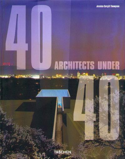 Mi-arch. 40 under 40-trilingue  - Thompson J C  - Cargill Thompson J.  - Collectif