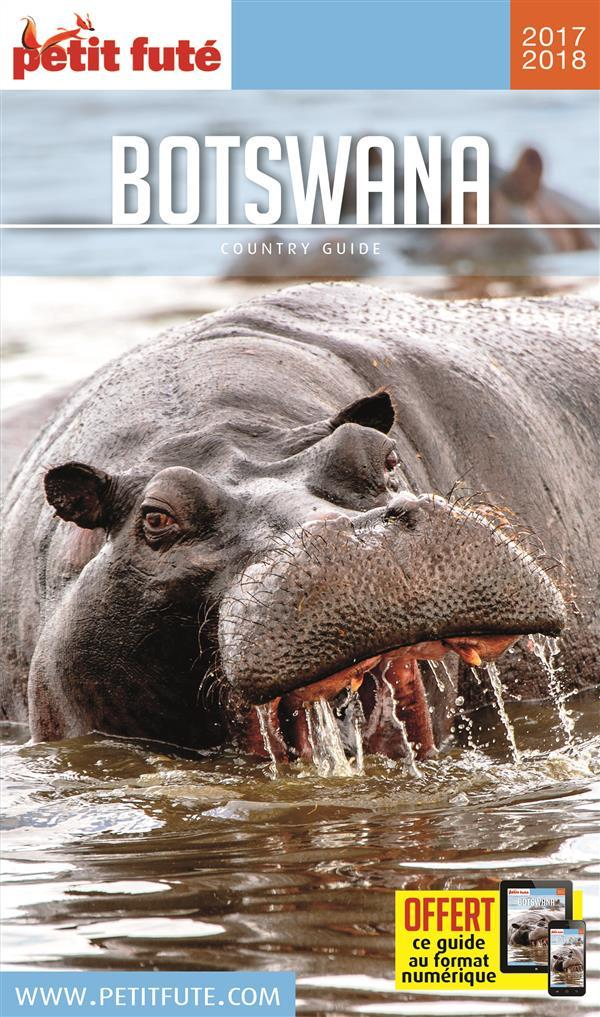Vente  GUIDE PETIT FUTE ; COUNTRY GUIDE ; Botswana (édition 2017/2018)  - Collectif Petit Fute