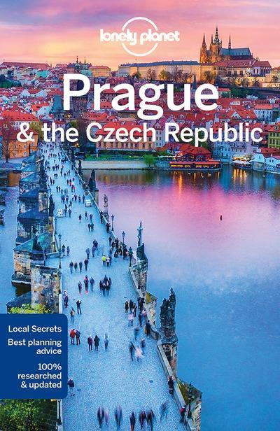 Vente  Prague & the Czech Republic (12e édition)  - Collectif  - Mark Baker  - Collectif Lonely Planet