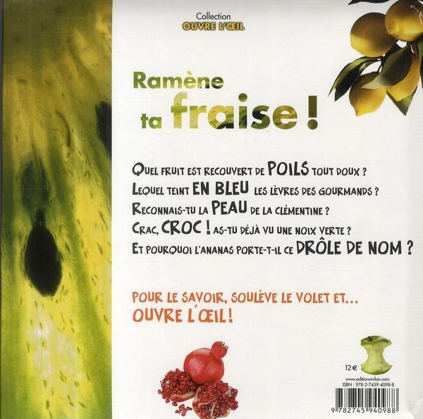 Livre ram ne ta fraise st phane frattini - Ramene ta fraise ...