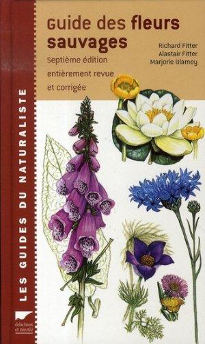 Livre guide des fleurs sauvages fitter fitter for Livret des fleurs