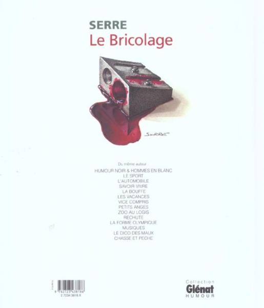 livre le bricolage claude serre. Black Bedroom Furniture Sets. Home Design Ideas