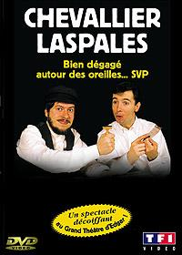 Chevallier et Laspalès - Bien dégagé autour des oreilles... svp (1989) affiche
