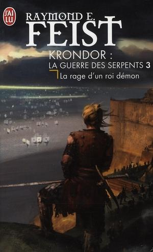 Krondor, par R.E Feist 5316307_3465913