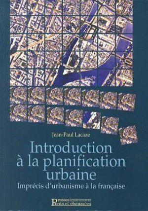 Vente Livre :                                    Introduction planification urbaine                                      - Lacaze