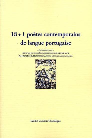 18 + 1 Poetes Portugais  - Collectif