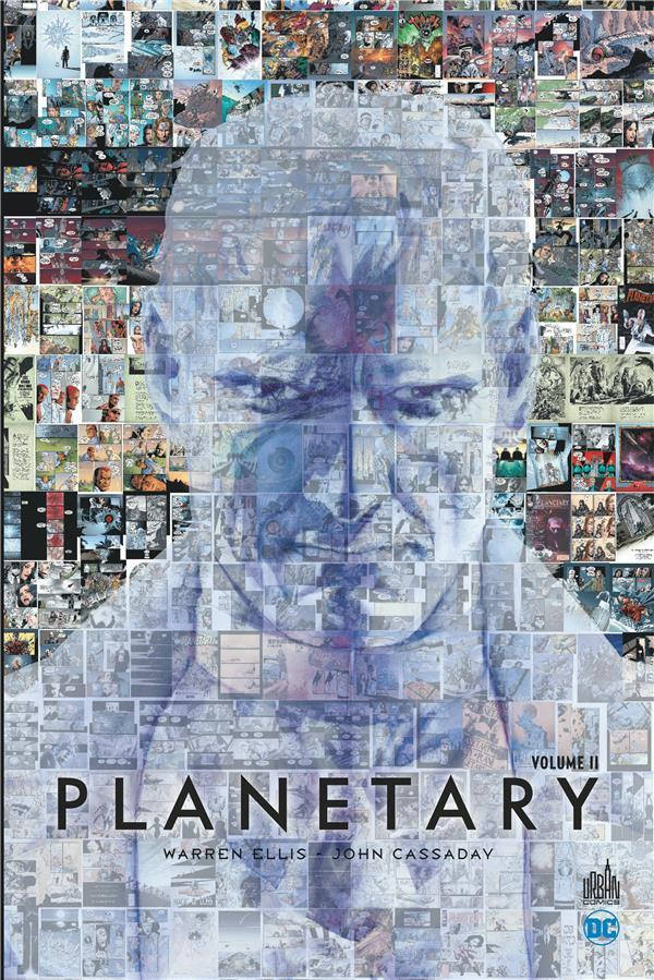 Planetary t.2  - Warren Ellis  - John Cassaday