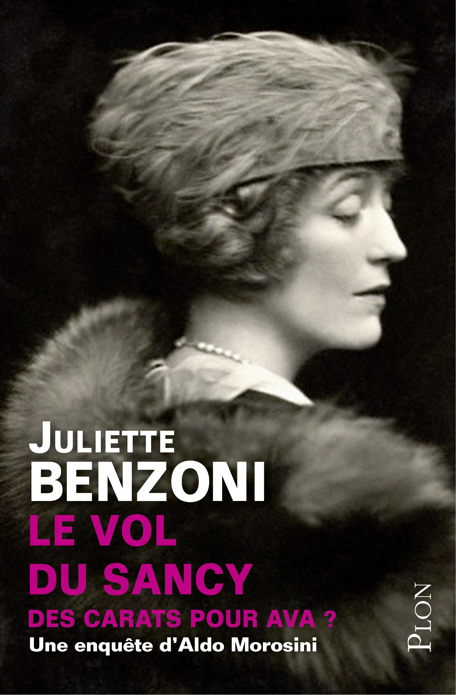 Vente  Le vol du Sancy  - Juliette Benzoni