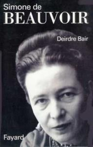 Simone de Beauvoir  - Bair-D