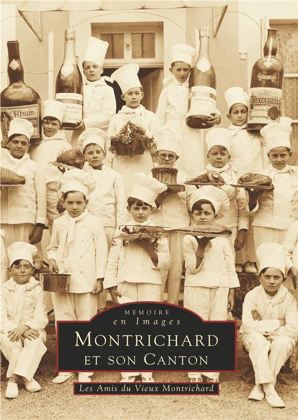 Montrichard et son canton  - Collectif