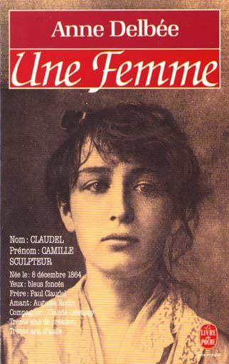Une femme  - Anne Delbee
