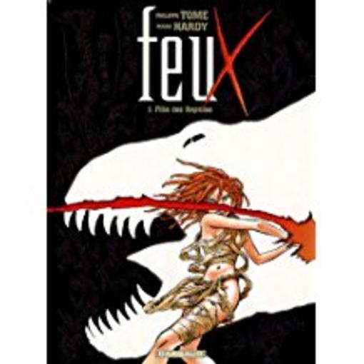 Feux t.1 ; fille des reptiles  - Philippe Tome  - Marc Hardy