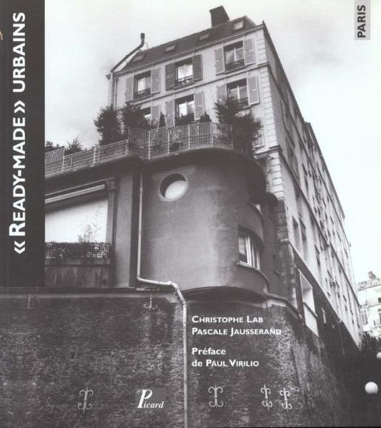 Vente Livre :                                    Ready-made urbains. paris.                                      - Christophe Lab