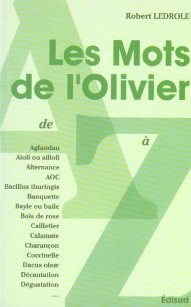 Livre les mots de l 39 olivier robert ledrole for Photo dinterieur mots croises