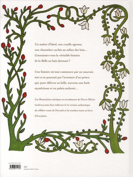 Livre  La Belle au bois dormant  texte de Charles Perrault, Charles