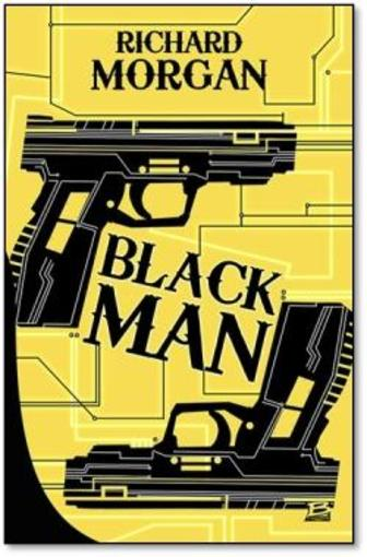 Black man  - Richard Morgan
