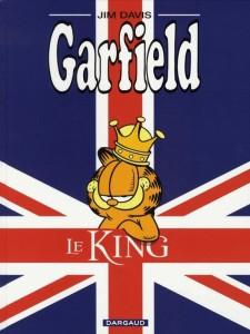 Garfield T.43 ; le king  - Jim Davis
