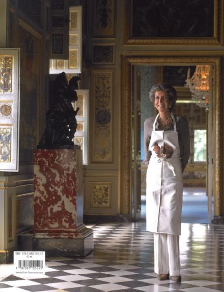 livre souvenirs gourmands de vaux le vicomte vogue cristina de. Black Bedroom Furniture Sets. Home Design Ideas