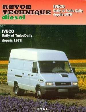 livre revue technique automobile daily et turbo daily depuis 1978 collectif. Black Bedroom Furniture Sets. Home Design Ideas