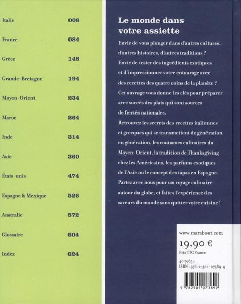 livre le grand livre marabout de la cuisine du monde collectif acheter occasion 27 04 2011. Black Bedroom Furniture Sets. Home Design Ideas