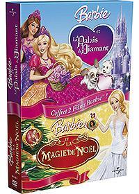 Double dvd barbie et la magie de no l barbie et le - Barbie la magie de noel ...