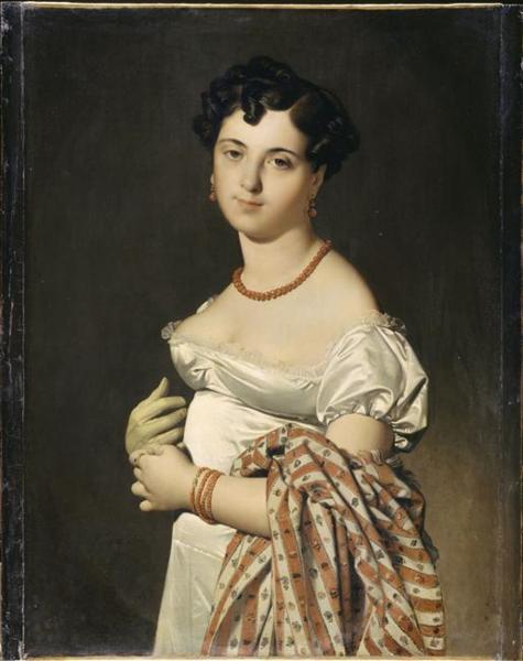 Louise Ebel Pandora Directoire.