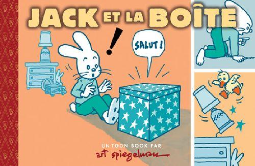 Toon books ; Jack and the box  - Art Spiegelman