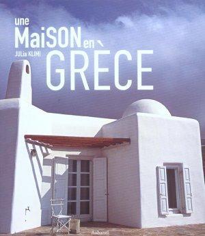 Livre une maison en grece julia klimi acheter for Acheter maison en grece