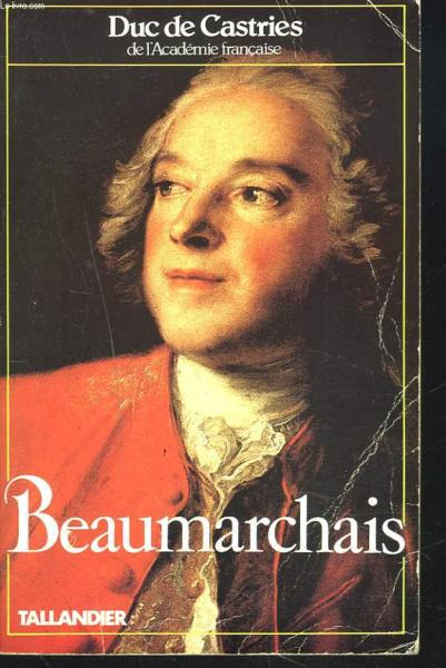 Beaumarchais  - Caetries