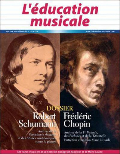 Ed.Musicale 567 Schumann-Chopin  - Collectif