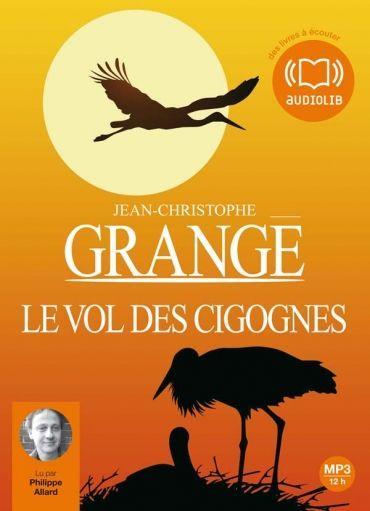 Livre le vol des cigognes jean christophe grang - Le passager jean christophe grange resume ...
