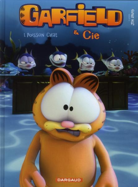 Garfield et Cie t.1 ; poisson chat  - Jim Davis