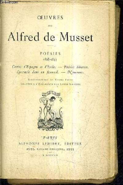 tristesse alfred de musset analysis essay