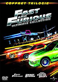 coffret dvd fast and furious coffret trilogie. Black Bedroom Furniture Sets. Home Design Ideas
