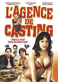 L'Agence de casting affiche
