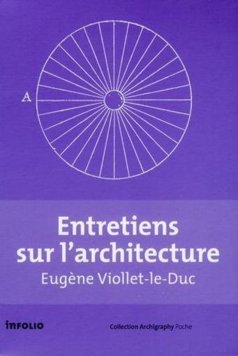 Entretiens sur l 39 architecture viollet le duc eugene neuf livre ebay - Livre sur l architecture ...