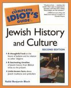 Complete Idiot'S Guide To Jewish History And Culture  - Rabbi Benjami Blech