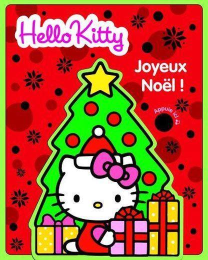 Joyeux no l hello kitty livre mousse collectif - Hello kitty noel ...
