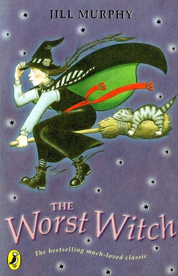 Vente Livre :                                    The Worst Witch                                      - Jill Murphy