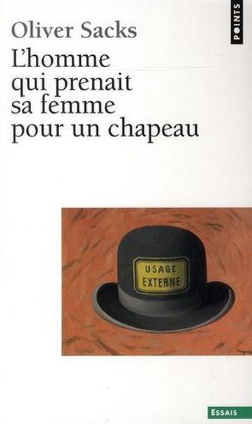 Lhomme qui prenait sa femme pour un chapeau pdf