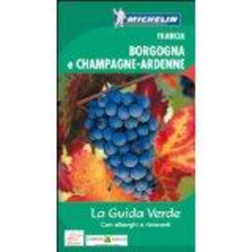 Le guide vert bourgogne champagne dition 2008 for Emploi espace vert bourgogne