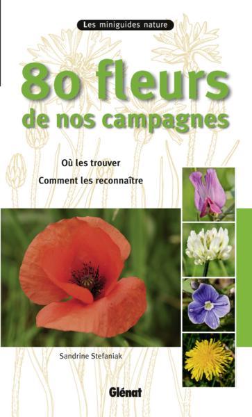 livre 80 fleurs de nos campagnes o les trouver comment les reconna tre stefaniak sandrine. Black Bedroom Furniture Sets. Home Design Ideas