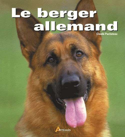 Le berger allemand  - Collectif