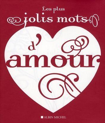 Livre les plus jolis mots d 39 amour mckean e acheter for Photo dinterieur mots croises