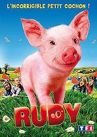 Rudy, l'incorrigible petit cochon ! affiche